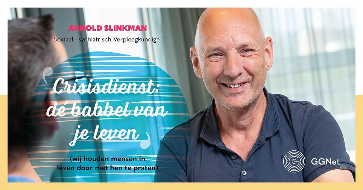 Mens en Werk GGNet ArnoldSlinkman