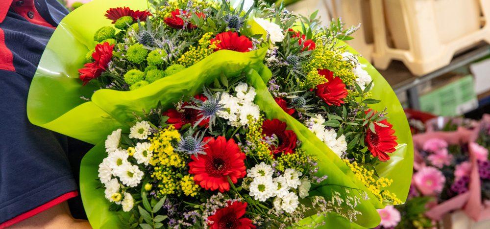 Bloemengroothandel van der Mey